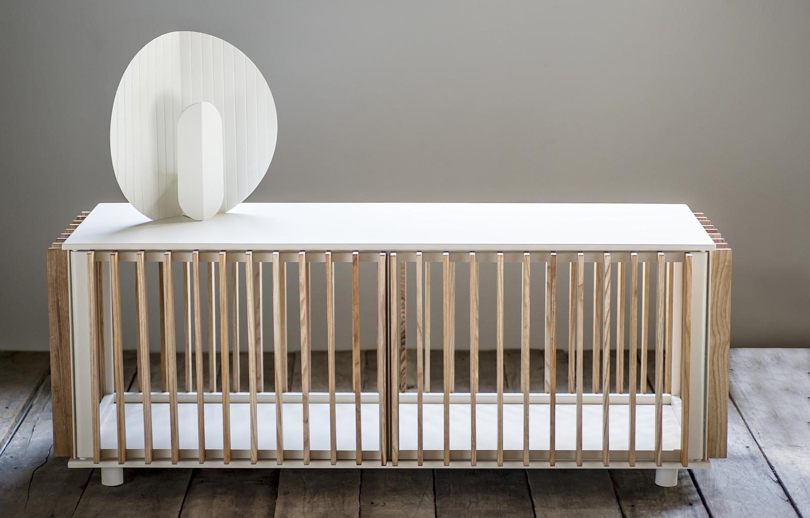lampe poser fold by arnaud lapierre bibelo mobilier objets design. Black Bedroom Furniture Sets. Home Design Ideas